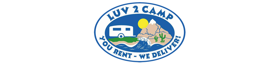 Paso Robles RV Rentals LLC  Luv 2 Camp - Official Site